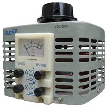 Трансформатор ЛАТР LTC-500 (Imax-2A) - 1