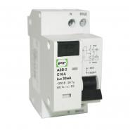 Автоматический выключатель защитного выключения Промфактор АЗВ 1п+н С16/0,03
