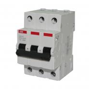 Автоматический выключатель АВВ BMS413 C20 3п 20А 4.5kA