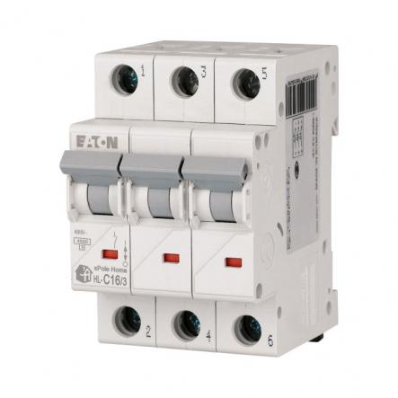 Автоматический выключатель HL С 16/3 EATON - 1