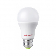 Лампа светодиодная A60 9W 2700K E27 220V Lezard