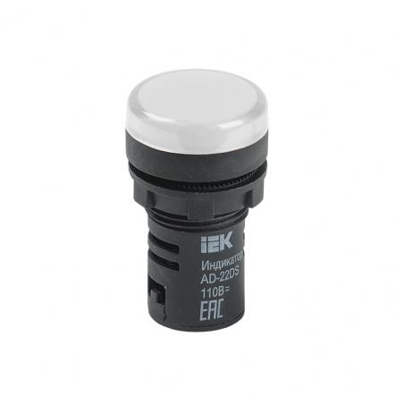 Лампа AD22DS (LED) матрица d22мм белый 230В AC ІЕК - 1