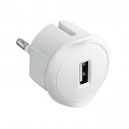 Адаптер  для розетки з USB-зарядкою