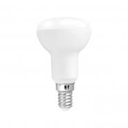 Лампа LED DELUX FC1 6Вт R50 4100K 220В E14