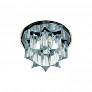 Светильник точечный CD2500 G9 черный хром