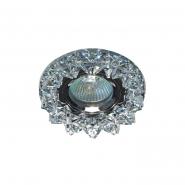 Светильник точечный Feron CD2542  прозрачный/прозрачный