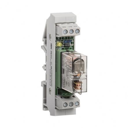 Реле интерфейсное IEK ORM 4. 1 группа контактов. 24 В DC / AC - 1
