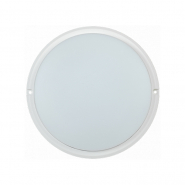 Светильник ДПО4004 белый круг  LED 18Вт 4000К IP54 ИЕК