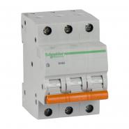 Автоматический  выключатель Schneider Electric  ВА 63 3п 6А 11221