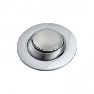 Светильник точечный DR39107R R39 220V хром матовый/золото