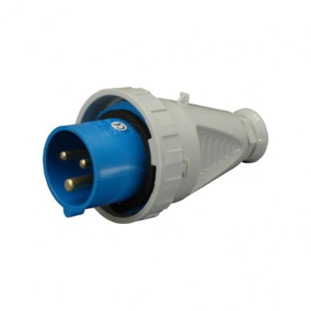 Вилка IVG (IP 67), 16A, 230V 3n SEZ - 1
