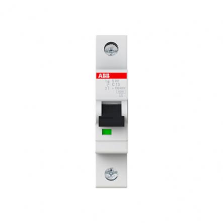 Автоматический выключатель ABB S201 C1 1п 13А(2CDS251001R0134) - 1