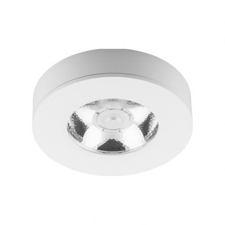 Светильник AL520 COB 7W круг, белый 590Lm 4000K 85*20mm - 1