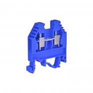Клемма винтовая-нейтральная VS 4 PA N  (4 mm2 синяя)