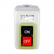 Кнопковий вимикач-роз'єднувач BS-216B АСКО-УКРЕМ