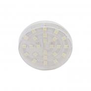 Лампа светодиодная LB-153 GX53   230V   7W 4000K  650LM
