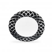 Cветильник Feron AL780  7W круг  черный  560Lm 5000K
