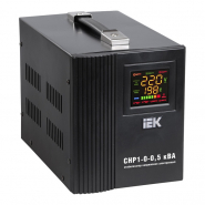 Стабилизатор напряжения Home CHP1-0-0.5 кВА