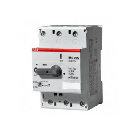 Автомат защиты двигателей MS325-20-25А АВВ - 1