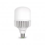 Лампа LED высокомощная 30Вт Е27 6500К EUROLAMP