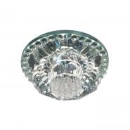 Светильник точечный СОВ 10W 3000К прозрачный