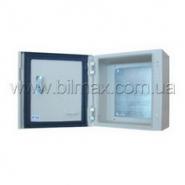 Бокс монтажный герметичный БМ-25  250х250х115 IP54 + панель ПМ