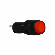 Сигнальна арматура AD22E-10DS красная 24V АC/DC