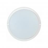 Светильник ДПО4002 белый круг  LED 12Вт 4000К IP54 ИЕК