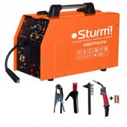 Сварочный аппарат-инвертор полуавтомат STURM AW97PA310 310A