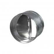 Обратный клапан ВЕНТС д.100 метал.