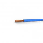 Провод установочный с медной жилой однопроволочный ПВ-1 1,0