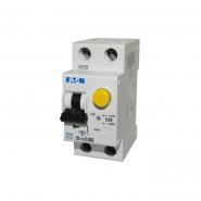 Дифференциальный автоматический выключатель  PFL6-20/1N/C/0.03 MOELLER