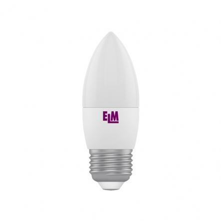 Лампа ELM Led свеча 5W PA10L E27 3000 ELM - 1