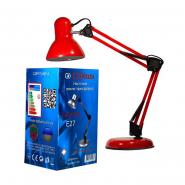 Настольная лампа LEDium FACTORY Max 40W 50Hz AC100-240V красная