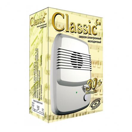 "Звонок ""Classic"" 220V 30 мелодий - 1"