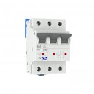 Автоматический выключатель СЕЗ PR 63 C 6А 3р