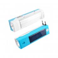 Фонарь LUXURY солнечная батарея  1029T, 1W+9SMD, BB 450мАч