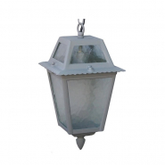 Светильник садово - парковый  Palace 1019С 60W E27 серебристый