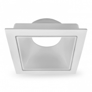 Светильник точ.DL8310  MR16/G5.3 / белый, квадрат поворотный