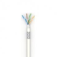 Провод для компьютерных сетей не экранированный внутренний КПВ-ВП (100) 4х2х0,48 (UTP-cat.5E)