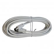 Антенный кабель-удлинитель, 75 Ом, 3.0 метра Cablexpert