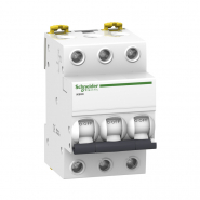 Автоматический выключатель Schneider Electric IK60 3P 40А С  А9К24340