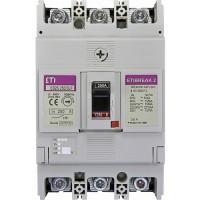 Автоматический выключатель EB2S 250/3LF 250А 3P (16kA фикс.настр.) ETIBREAK - 1