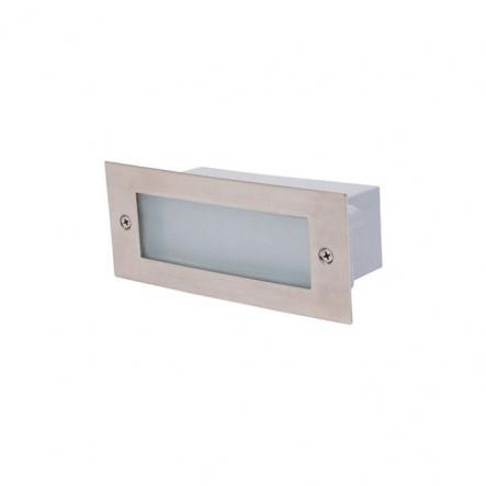 Светильник встраиваемый уличный SMD Led HL954L 1,2W белый ІР54 110*45мм 72Lm Horoz - 1