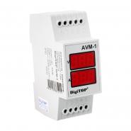 Амперметр-вольтметр DigіTOP AVM-1