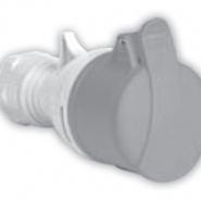 Розетка переносная  (соед) ISN (IP 44), 16A, 400V, 4n SEZ