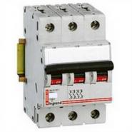 Автоматический выключатель Legrand LR 3п 125А (тип D) 006662
