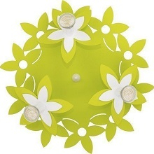 Люстра Flowers Green,NOVODWORSKI - 1
