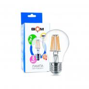 Светодиодная лампа Biom FL-311 A60 8W E27 2800K