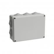 Коробка  распаячная 190х140х70 10вводов IP44